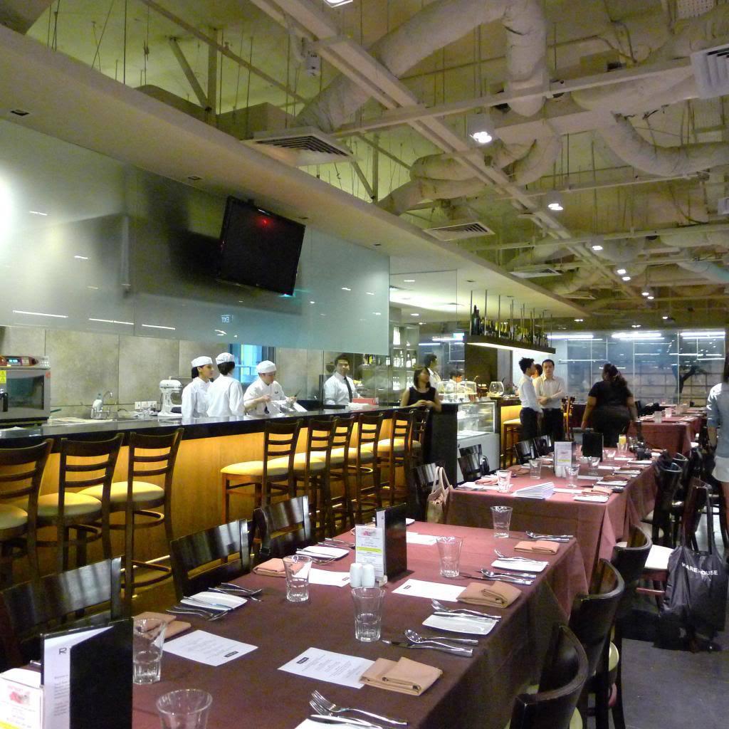 Restoran RECIPE. Sumber foto: Shatec