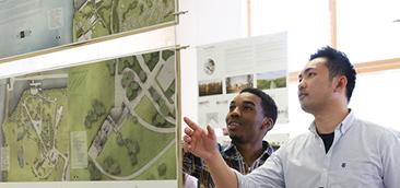 Institusi-Program Arsitektur UWE Bristol - Siswa 2