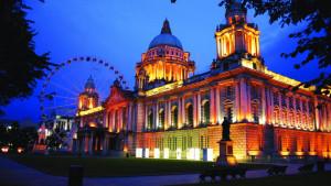 Figured 2. Kota cantik Belfast. Sumber: flybe.com