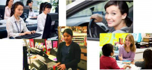 Figured 2. Mencari pengalaman kerja.. Sumber: moneyconnexion
