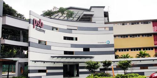 Kampus PSB Academy di Singapura