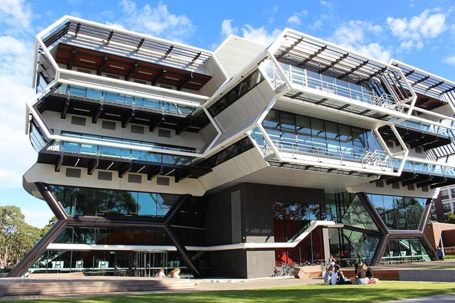 Gedung Green Chemical Futures. Sumber foto: Fakultas Sains Monash