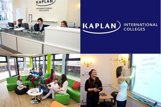 Kampus Kaplan International College. Sumber foto: Kaplan