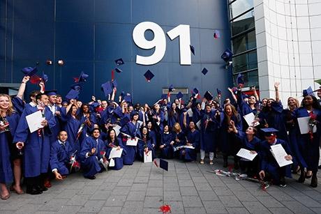 Lulusan RBS. Sumber foto: Rotterdamuas