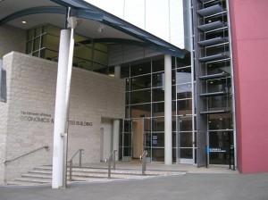 Figure 3. Kampus USyd Business School. Sumber foto: Wikipedia