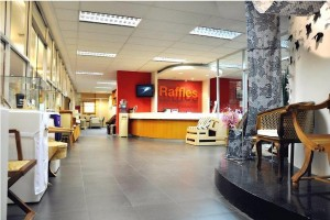 Institusi - Design Foundation Raffles Jakarta Kampus 2