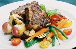 Figure 2. Masakan dengan bahan produk segar. Sumber foto: NewZealandNZ