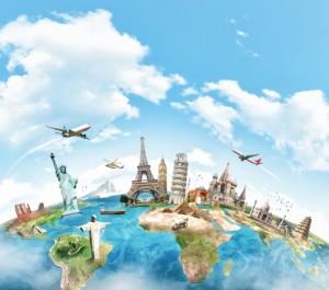 Figure 1. Pariwisata sektor yang senantiasa berkembang. Sumber foto: DepositPhoto