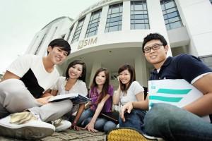 Figure 2. Banyak pelajar dari Indonesia yang memilih SIM. Sumber foto: MattherornCommunications