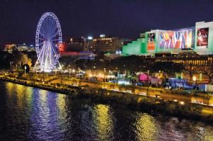 Figure 2. Brisbane. Source: worldsciencefestival.com