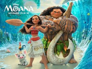 Figured 1. Moana. Sumber: Disney