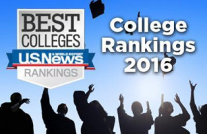 UoP is ranked 108th in the National Universities category by the U.S. News World Report