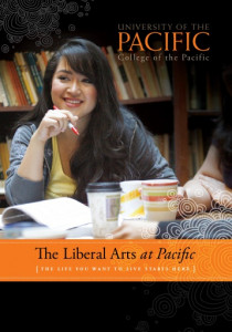 UoP offers various of remarkable liberal arts programs